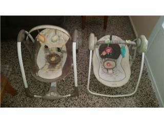 Mesedores de bebes, Puerto Rico