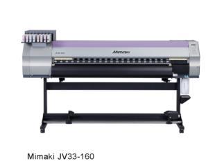 Mimaki JV33-160, Puerto Rico