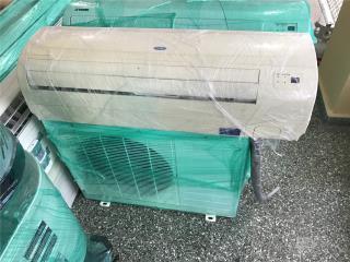 Unidad usada como nueva de 18,000 BTU, Puerto Rico