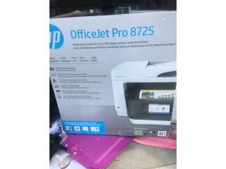 Printer HP OfficeJetPro 8725, Puerto Rico