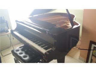 Piano de Cola Young Chang, Puerto Rico