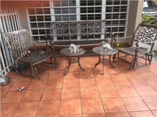Juego de patio, Puerto Rico