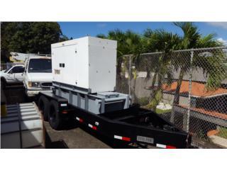 Planta eléctrica 70 kilos , Puerto Rico