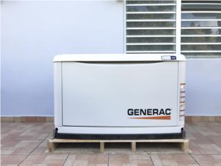 Generadores Generac, Puerto Rico