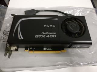 Tarjeta de Video - GeForce GTX460, Puerto Rico
