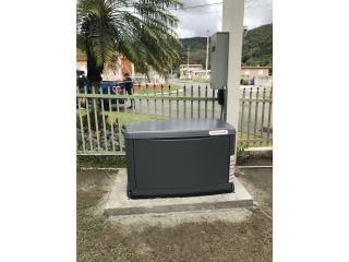 Honeywell 17 Kw todo incl pipote 5995, Puerto Rico