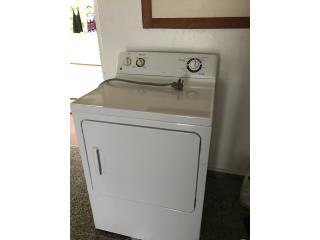 Secadora GE coneccion 220, Puerto Rico