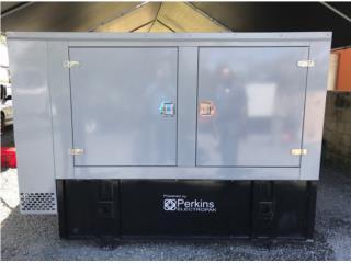 Generador Pekins 60 Kw , Puerto Rico