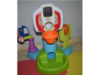 Little tikes discover sounds sport center, Puerto Rico