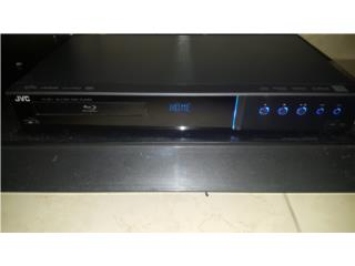 Blue Ray player JVC, Puerto Rico