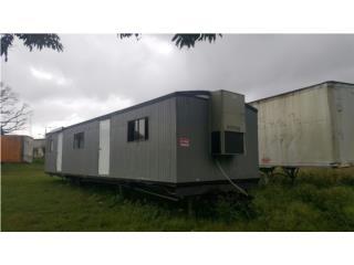 Vagon de oficinas 12 x 40, Puerto Rico