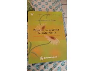 Libro de etica en la practica de enfermeria, Puerto Rico