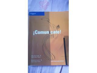 Libro Comunicate a $10.00, Puerto Rico