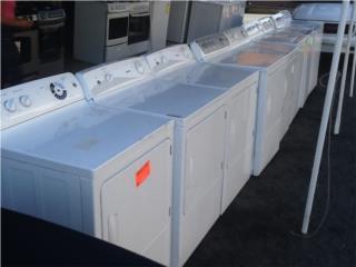 Secadoras eléctricas desde 150 en adelante , Puerto Rico