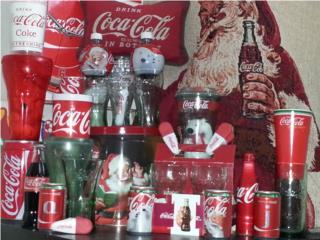Artículos CocaCola, Puerto Rico