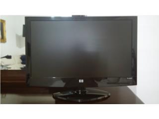 Monitor de computadora led HP, Puerto Rico