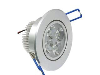 Led 12 watts dimmable para fascia , Puerto Rico