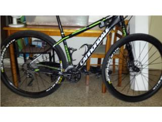 Cannondale f29, Puerto Rico