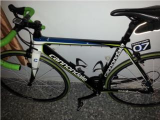 Cannondale SuperSix Full Carbon tamaño 52, Puerto Rico