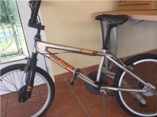 Gary Fisher bicycle, Puerto Rico