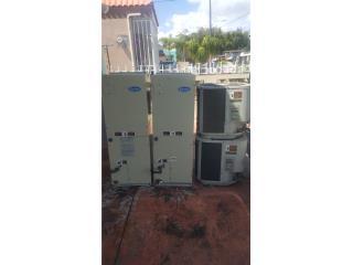Dos centrales de 336mil btu , Puerto Rico