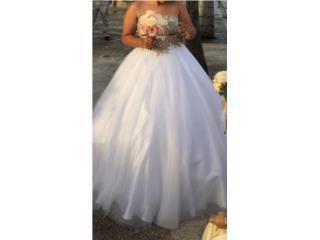 Traje para quinceañera o boda , Puerto Rico