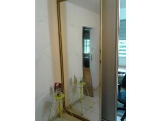 Puertas de closet en espejo, Puerto Rico