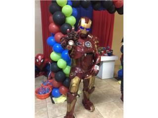Disfraz de Iron Man para la venta, Puerto Rico