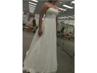 Traje de novia Color Ivory, Como Nuevo!!!!, Puerto Rico