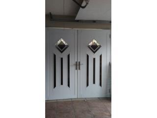 Puerta de entrada de seguridad $340., Puerto Rico
