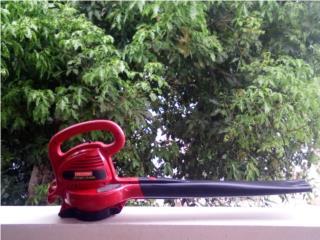 Blower electrico Craftsman, Puerto Rico