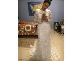 Traje de novia sin usar $140 o menos!! , Puerto Rico