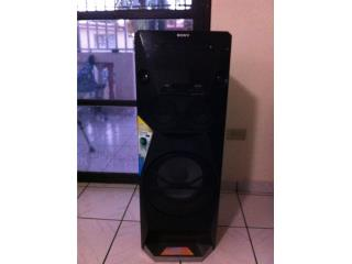 Torre de sonido sony ganga , Puerto Rico