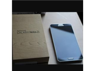 Samsung galaxy note 3, Puerto Rico