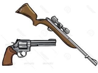 Colt Beretta Glock Taurus Ruger sin documento, Puerto Rico