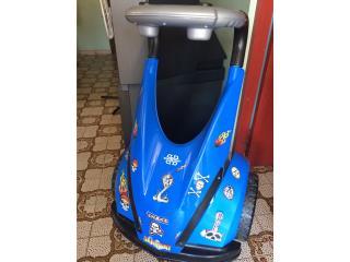 Dareway Revolution, Scooter Electrico, Puerto Rico