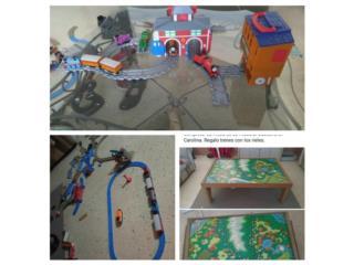 Mesa de juego para niños, como nueva $90, Puerto Rico