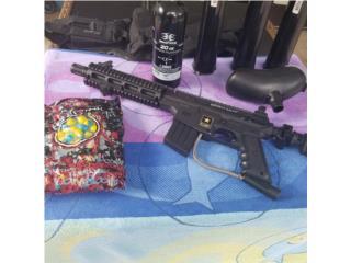 Pistola de Gotcha, Puerto Rico