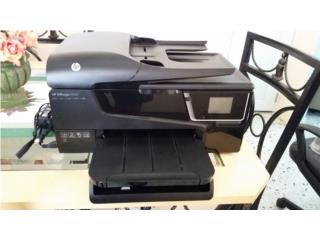 Printer Officejet HP6600 all in one , Puerto Rico