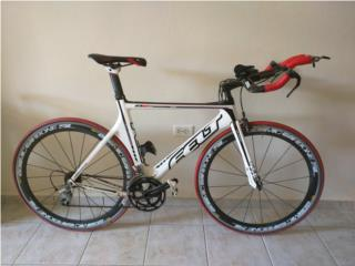 Bicicleta de Trialo FELT, Puerto Rico
