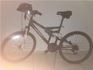 Mongoose Mountain Bike, Puerto Rico