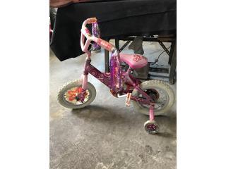 Bicicleta de niña, Puerto Rico