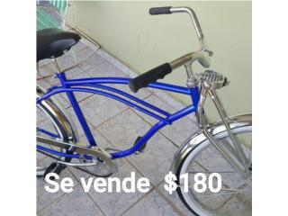 Bicicleta solo $180, Puerto Rico