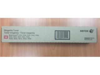 Tinta/Toner Magenta Xerox WorkCentre006R01511, Puerto Rico