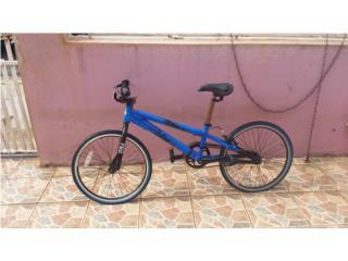 Bicicleta Camino 20, Puerto Rico