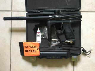 Marcador (pistola de gotcha) GOG eXTCy , Puerto Rico
