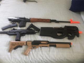 Air Soft Rifles, Puerto Rico