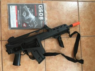 Rifle Airsoft Metal Gearbox, Puerto Rico