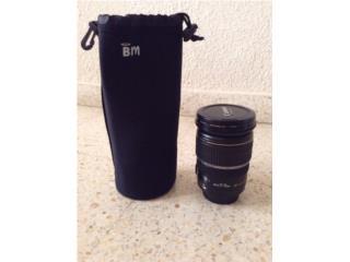 Lente Canon EF-S 17-55MM, f/2.8-Como Nuevo!!!, Puerto Rico