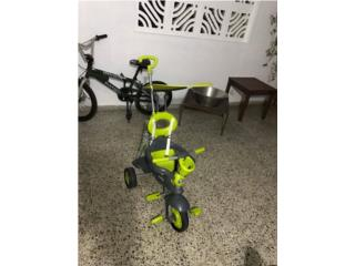 Carrito para Bebé, Puerto Rico